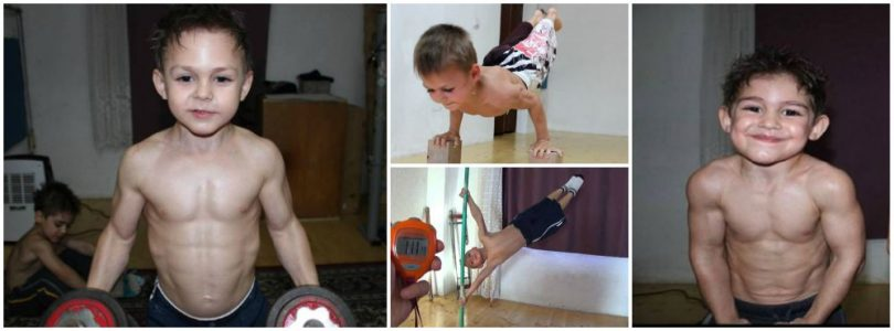 strongest kids in the world