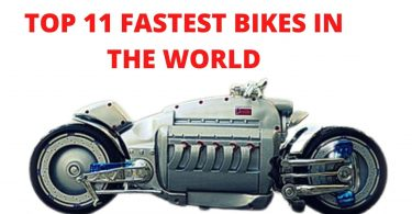 fastest bikes in the world