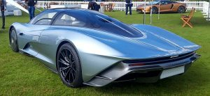 fastest production cars in the world